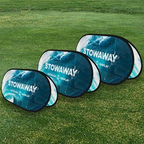 Pop Up Promo Spring Stowaway Banner